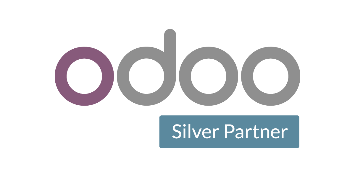 Official Odoo Silver Partner Logo