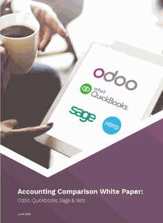 Odoo - Accounting logo