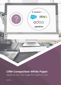 Odoo CRM comparison Logo
