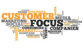 Customer Focused Odoo Logo